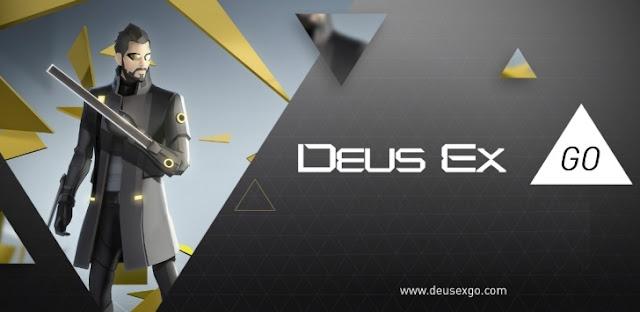 Deus Ex GO - Puzzle Challenge v2.1.77112 APK Android Games