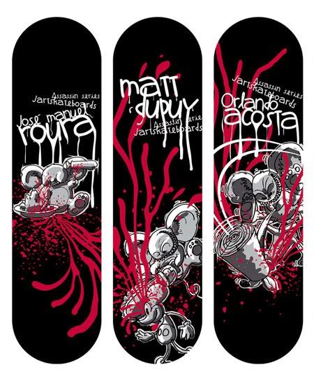 Make Custom Skateboard Stickers