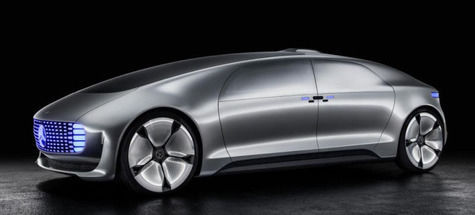 Ahead Of Production Mercedes Patented Electric Car Names