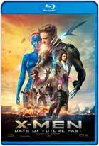 X-Men: Días del futuro pasado (2014) HD 720p Latino