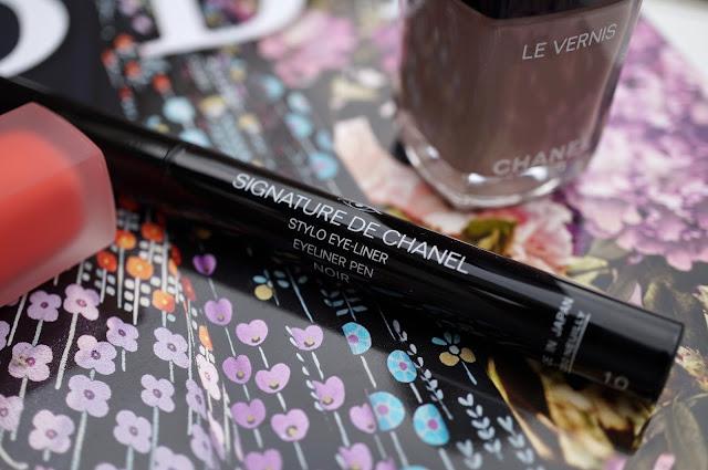 Chanel Signature de Chanel Stylo Eye-Liner 'Noir'
