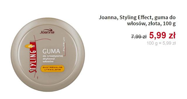 guma do włosów Joanna