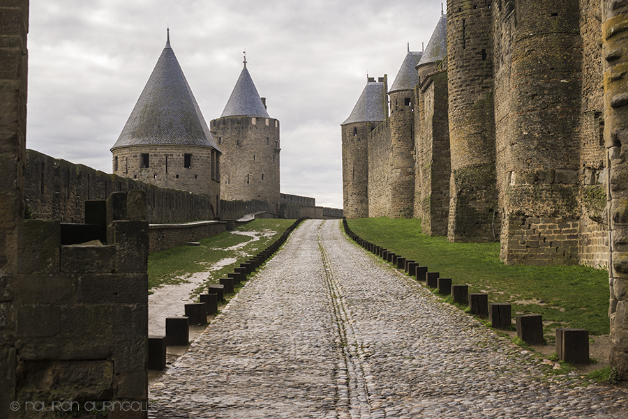 Carcassonne linna