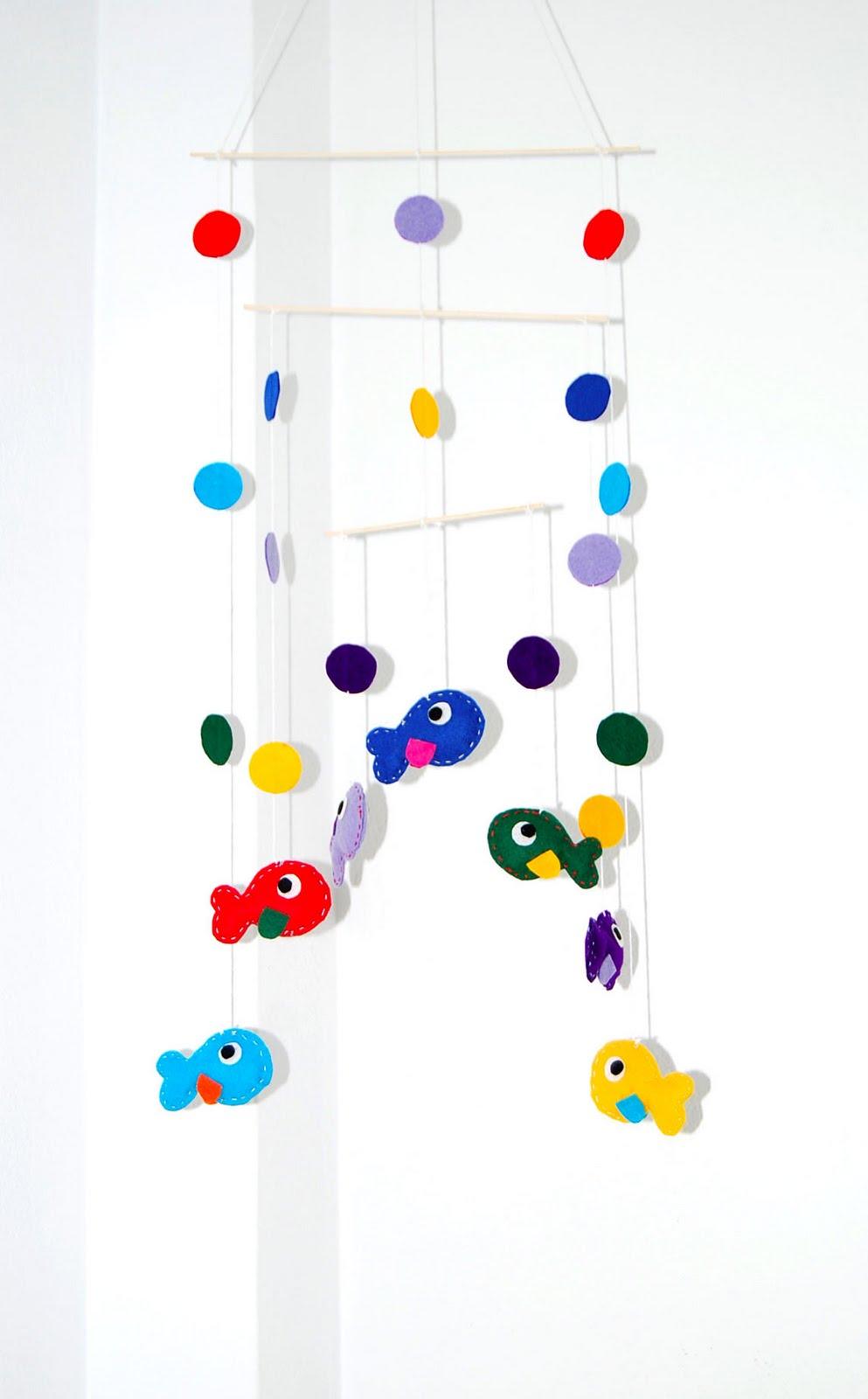 Increíble moviles infantiles con ramas Planeando Su Sueño - Apples and Pears: Móviles infantiles