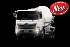 NEW RANGER HINO 500 Series FM 260 JM + Mixer