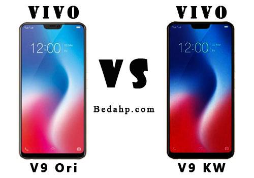 Cara Membedakan Vivo V9 Asli dan Palsu (KW)
