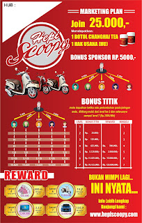 MARKETING PLAN HEPI SCOOPY