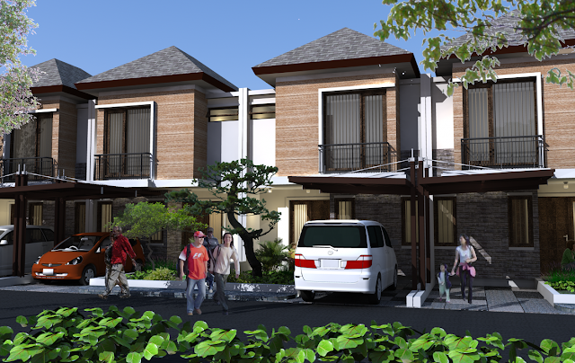 Pilihan Terbaik Rumah Baru dijual Di Pamulang Tangsel Murah