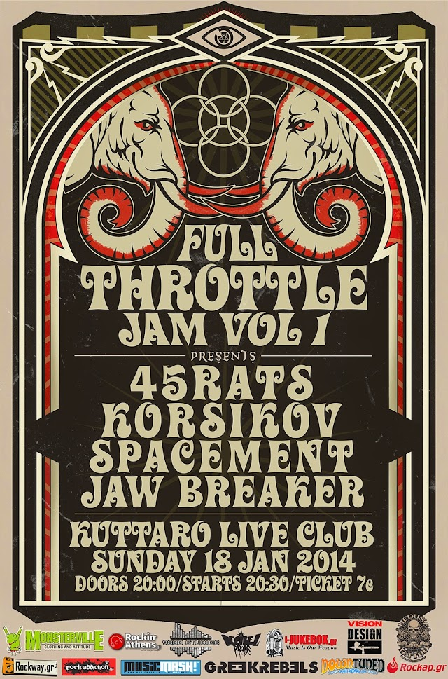 Full Throttle JAM vol.1