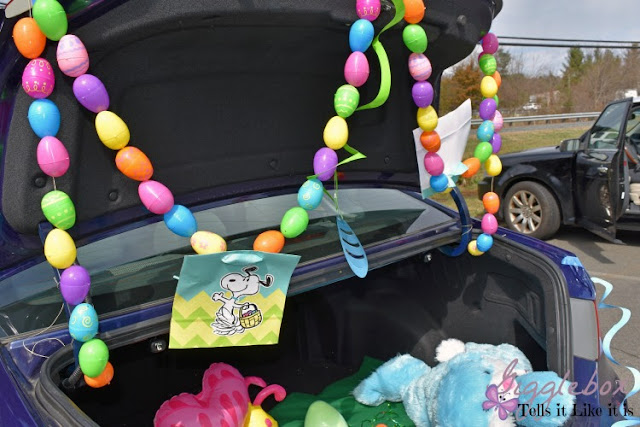 Easter bunny hop, Easter version of trunk-or-treat, bunny hop decorating ideas, decorating for a bunny hop, Bunny Hop, Easter,