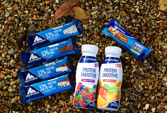 Multipower protein products review