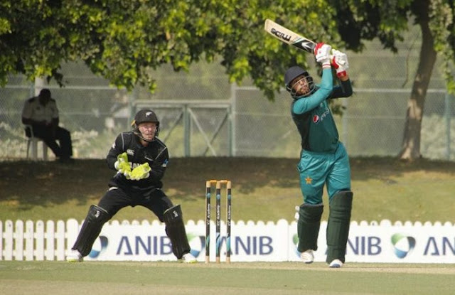 Pakistan 'An' ODI squad reported against New Zealand 'A'