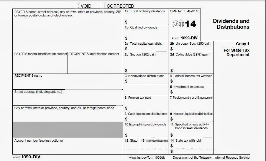 Form 1099 Div Instructions Gallery Free Form Design Examples