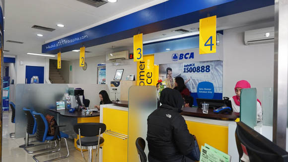 Jam Operasional Kerja Bank Bca Terbaru Transaksi Perbankan