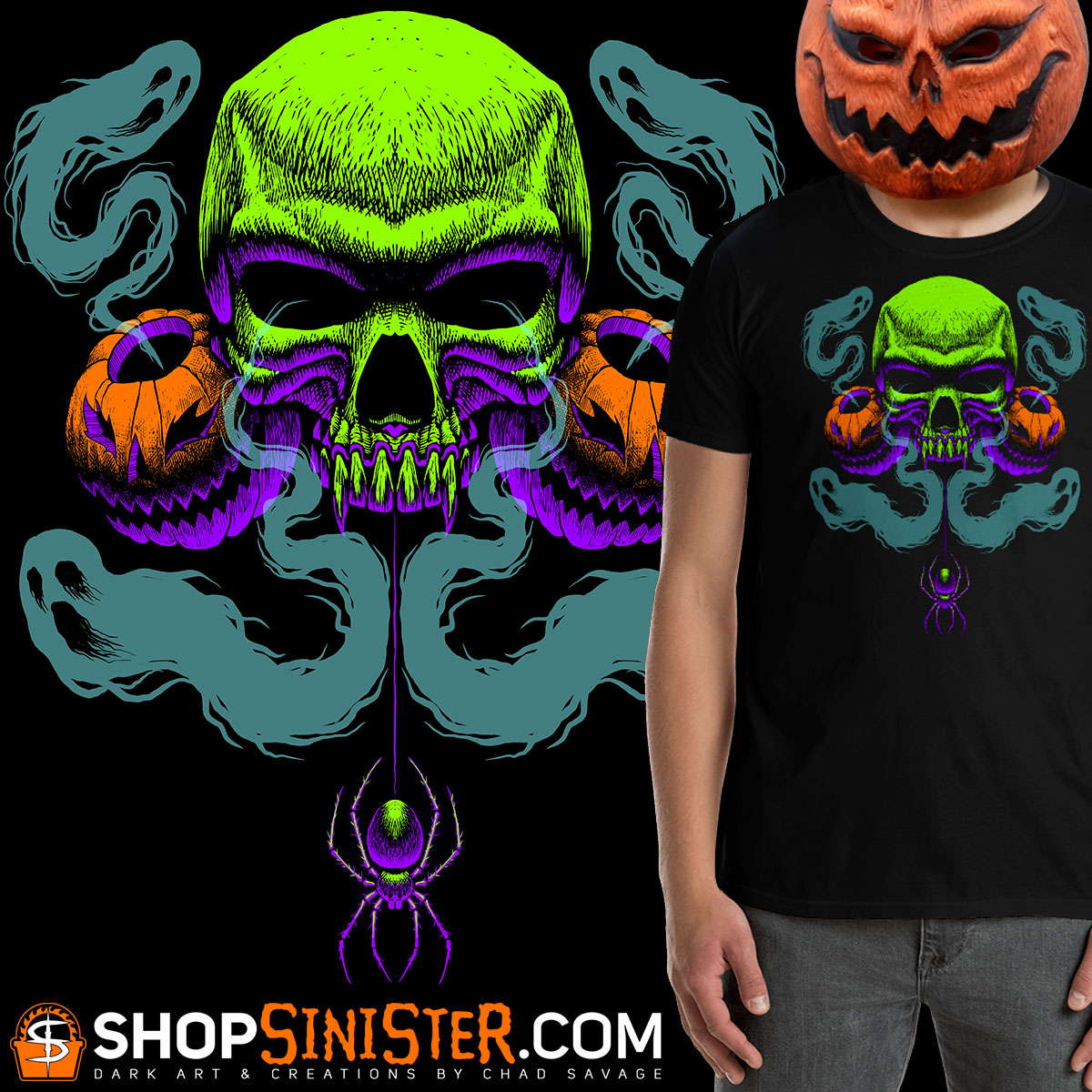 Happy Haunting T-shirt