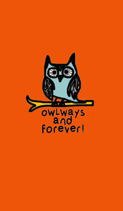 Owl loves you by Kukoy
