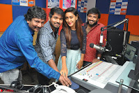 Shravya in skirt and tight top at Vana Villu Movie First Song launch at radio city 91.1 FM ~  Exclusive 121.JPG