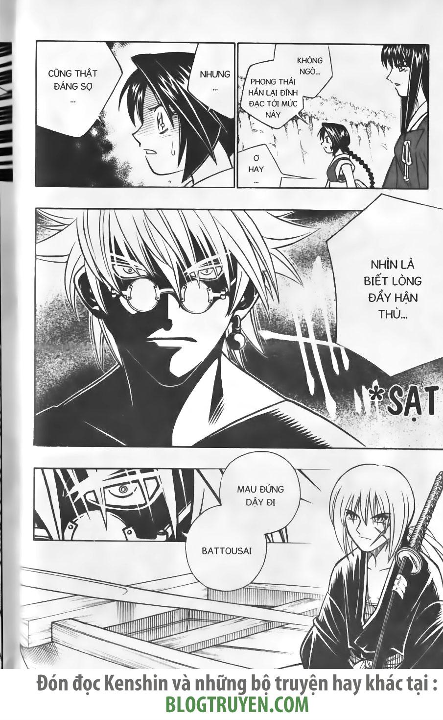Rurouni Kenshin chap 243 trang 6