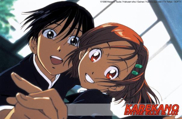 Anime Romance Comedy Terbaik Karekano (Kareshi Kanojo no Jijou)
