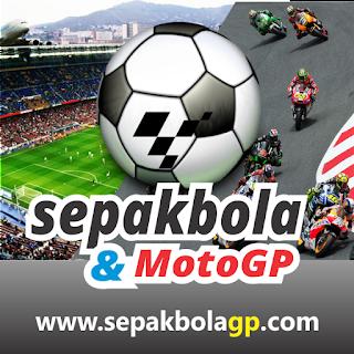 informasi aktual sepakbola dan MotoGP