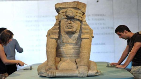 Alemania devolverá a México piezas prehispánicas