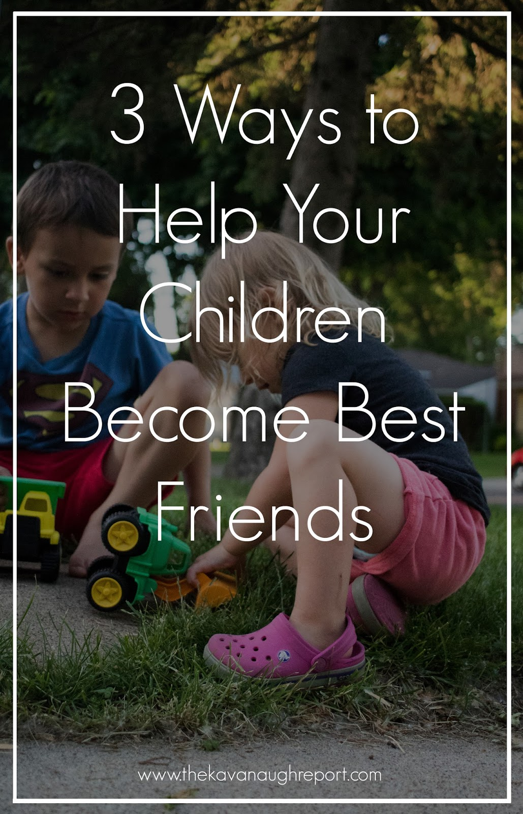How to become the best friend 46