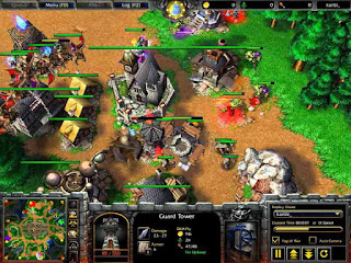 Warcraft 3 The Frozen Throne PC Game Free Download