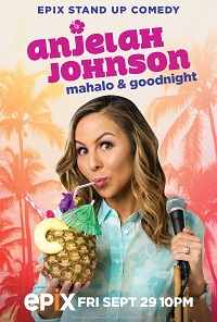 Watch Anjelah Johnson: Mahalo & Good Night Online Free in HD