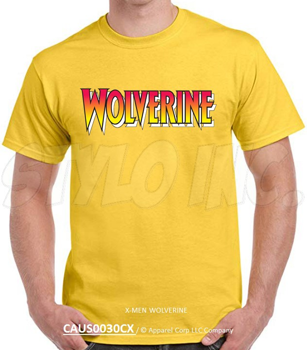 CAUS0030CX X-MEN WOLVERINE