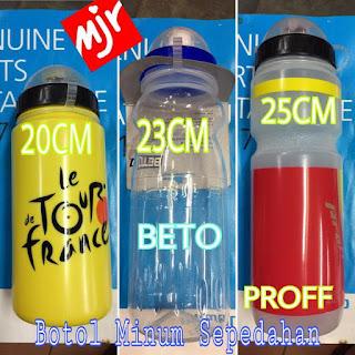 Botol Minum Sepeda han Beto Proff Tour de France