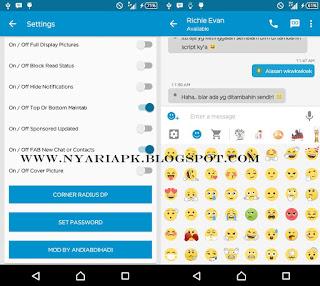 Download BBM Mod Official v 2.13.1.14 Apk for Android