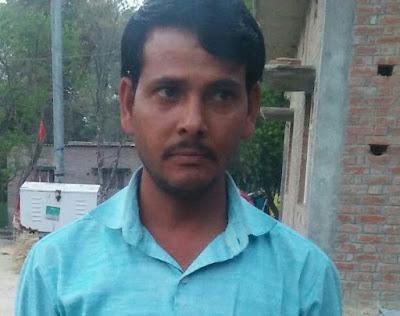 Happy Holi By Ram Shabd Yadav Uttar Pradesh