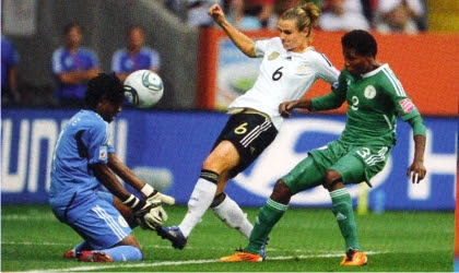 Iwuagwu Relishes First Ever FIFA U-20 Women's World Cup