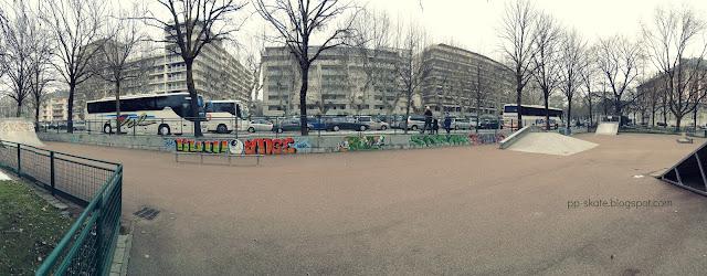 Skate park Chambery