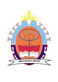 Logo SMK N 8 Bandar Lampung