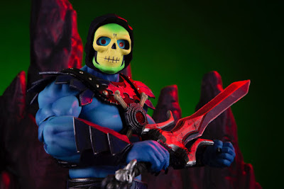 Masters of the Universe Skeletor 1/6 Scale Figure by Mondo