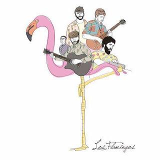 Los Flamingos EP debut