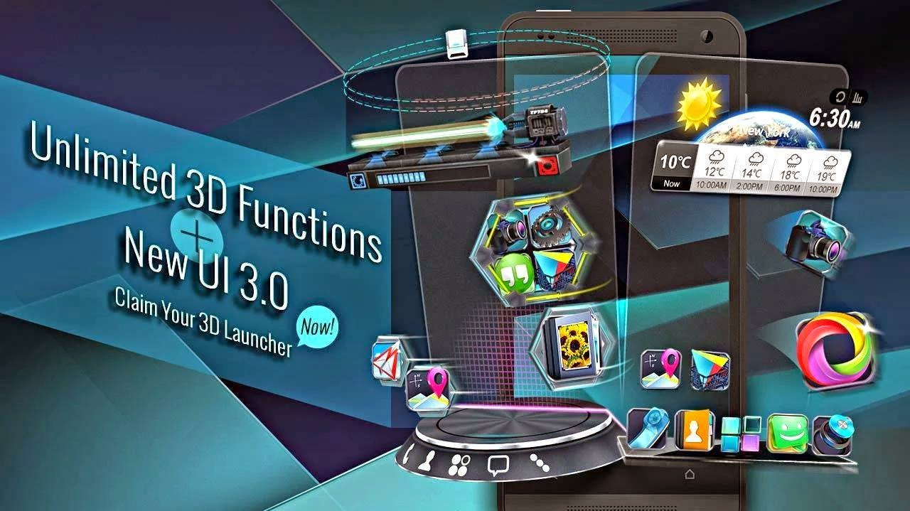 Next Launcher 3D Shell v 3 20 2 APK Download | APK Jar