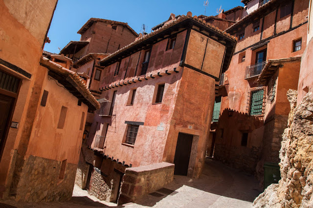 casco antiguo Albarracín
