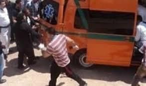 7 قتلي في هجوم مسلح على حافلة أقباط في المنيا بصعيد مصر