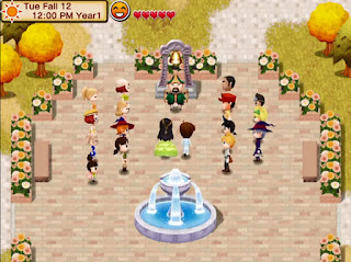 Cara Menikah di Harvest Moon Seeds of Memories