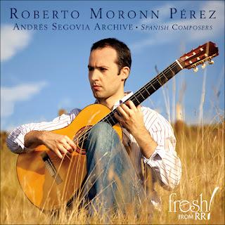 Composer Pedro Sanjuán | Andrés Segovia Archive | Roberto Moronn Pérez