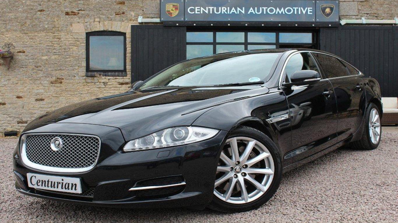 Jaguar Xj Best Luxury Cars: Jaguar XJ 3.0 Luxury-The Most Popular Choices