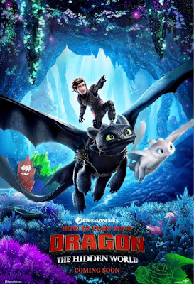 How to Train Your Dragon 3 2019 Dual Audio 720p HDTC 800Mb x264