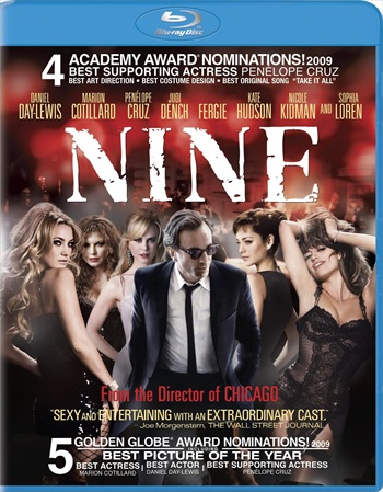 Nine 2009 Dual Audio Hindi Bluray Download