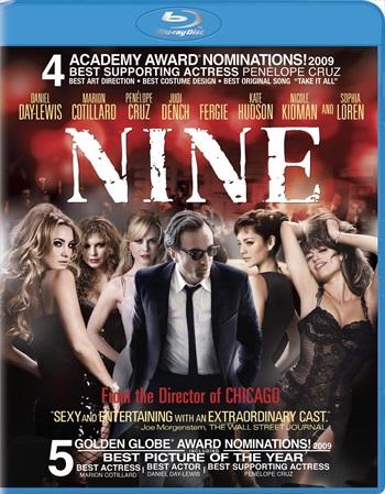 Nine 2009 Dual Audio Hindi Bluray Download