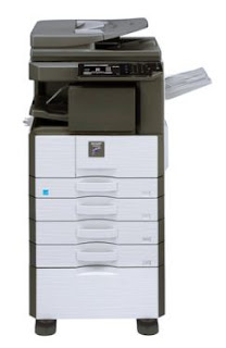 SHARP MX-M266N Printer Driver Download and Installations