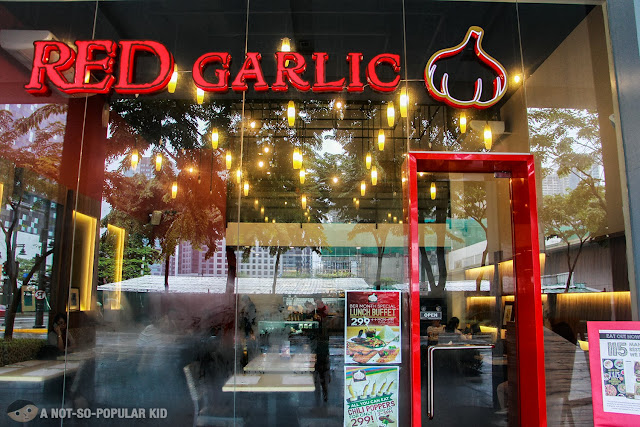 Red Garlic in Two Parkade Bonifacio Global City