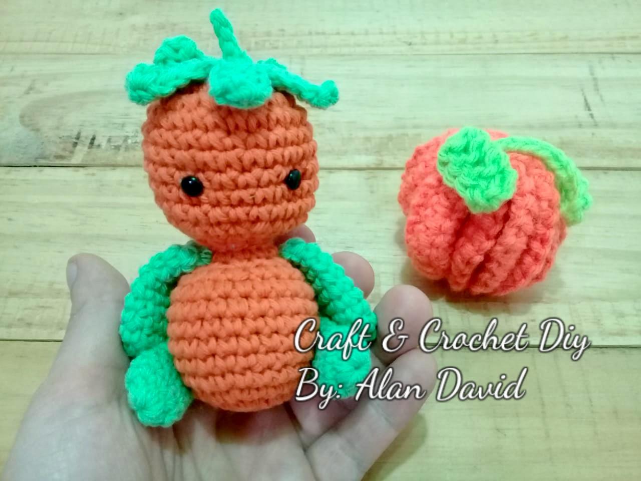 Halloween Pumpkins: Crochet Pattern Roundup! (met afbeeldingen ... | 960x1280