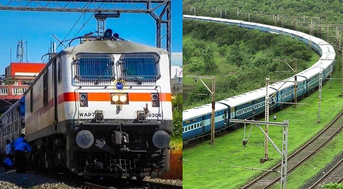 India's 2.8km long Train SheshNaag